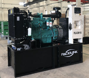 25kVA~1500kVA Cummins dreef de Open Diesel van het Type Reeks van de Generator met Ce/ISO aan