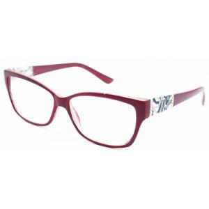 Мода в стиле ретро Cat глаза чтения очки для женщин очистить объектив с малой рамой Presbyopia миопия очки высокого качества 2019