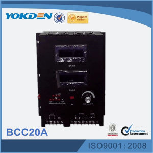 Gotejamento do alternador 20um carregador de bateria
