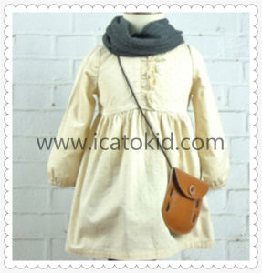 La última colección Otoño conjunto de ropa niñas ropa para niños