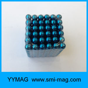 Bolas magnéticas de neodimio de alta calidad juego Neocube 5 mm para la venta