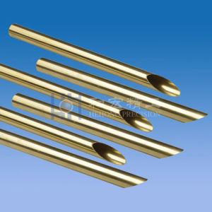 De Buis van het Messing van admiraliteit voor Condensator en hitte-Ruilmiddelen, C44300, Buis van het Messing, hsn70-1