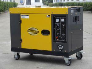 7kVA novo tipo de geradores a diesel silenciosa