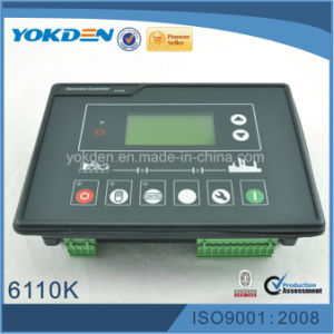6110kオリジナルと互換性がある自動開始の発電機制御6110k