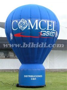 6mh Publicidade Balão de Aterramento K2077 insufláveis