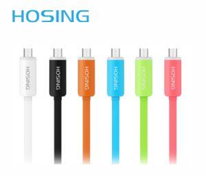 Зарядное устройство и красочными Datatransfer кабель USB-кабель для iPhone