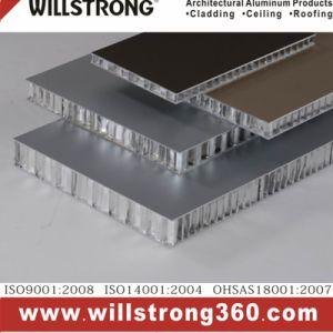 Het dubbel-zij Comité van de Honingraat van het Aluminium voor Bouwmateriaal