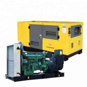 35kw Diesel van prestaties de Geluiddichte Reeks van de Generator met Motor Weichai