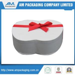 Cuadro de Chocolate de lujo con bandeja de plástico rígido de forma redonda cajas envases vacíos