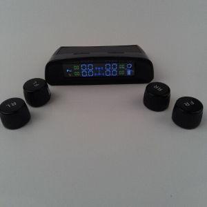 Система контроля давления в шинах СКДШ солнечной энергии с внешними датчиками