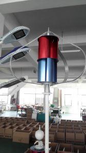 Menos 25 dB popular para uso doméstico 400W Gerador de turbina eólica Vertical