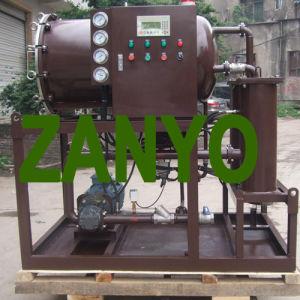 Machine d'essence et d'huile légère de filtre sans le système de chauffage