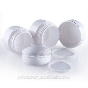 プラスチッククリーム色の瓶の中国の専門の装飾的な包装として30g贅沢な二重壁