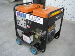 Luft-Kühlender Dieselgenerator (WT3130E)