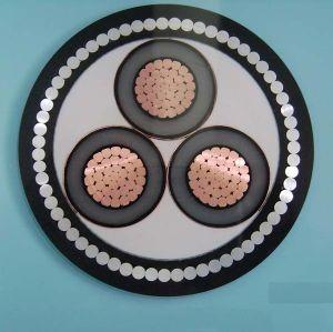 セリウムはXLPEの絶縁体のPVCによっておおわれた電源コードを承認した
