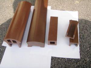 Ocox Ecológico WPC grades de proteção (DP23)