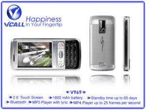 GSM Mobiele Telefoon met Bluetooth (V969)