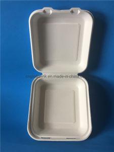 Fabriqué en Chine la bagasse Conteneur Conteneur alimentaire fast-food