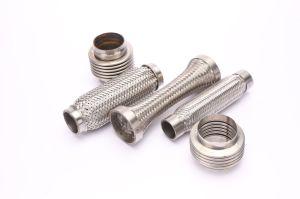 Malha de Aço Inoxidável tubo flexível de escape