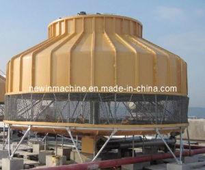 100トンのNewinの円形のタイプカウンターの流れの冷却塔