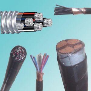 Кв 0.6-110Алюминий/медных Core ПВХ/XLPE/Rubbe изолированный кабель питания
