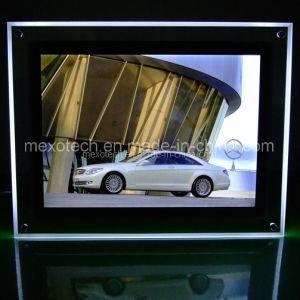 Scatola chiara di cristallo LED della Tabella-Top (CST01-A4L-05)