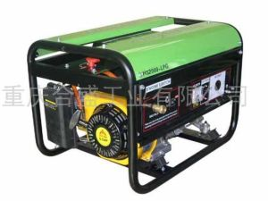 LPG/CNG generator