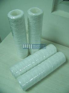 Cartucho de filtro de la Herida de cadena (STF-1001)