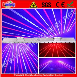 Barre d'événement Fat-Beam rideau de lumière laser net