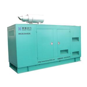 50Hz silencioso Generador Diesel Motor Cummins 250 kw
