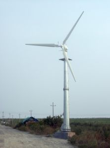 10kw Variable Pitch Wind Turbine Generator