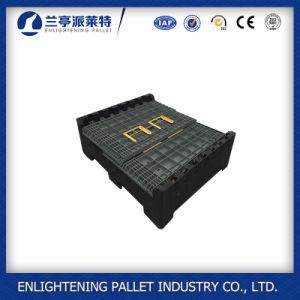 Transporte de palets de plegado Reinfored Caja de 1200x1000x1000.
