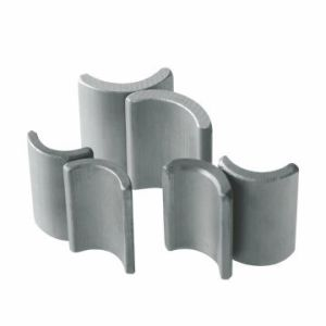 Arc формы жесткий металлокерамические жесткий ферритовый магнит
