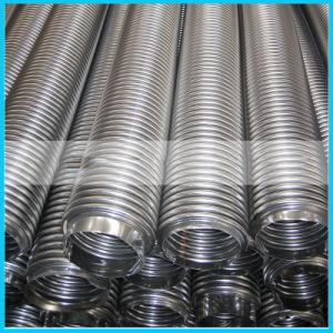 金属の大口径の波形の管