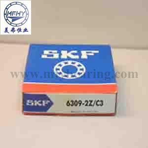 SKF подшипник, шариковые подшипники, глубокой канавкой шариковый подшипник 6309 2R, 2rz, 2z/C3 (45*100*25) (6319 6320 6302)