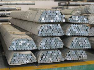 6061 Staaf van de Legering van het Aluminium van het aluminium de rond Uitgedreven