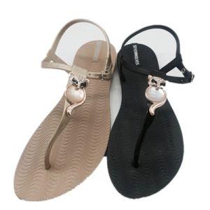Мода благоухающем курорте, сандалии для девочек, Сандалии из ПВХ