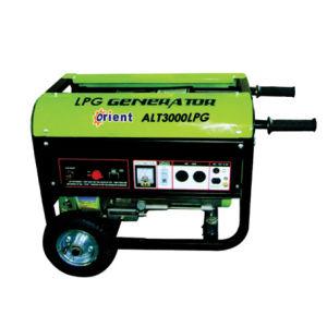De vloeibare Generator van het Gas van de Aardolie (ALT168LPG)