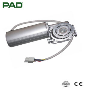 Amplia el voltaje de CC de Vidrio puerta corrediza automática Motor con certificado CE