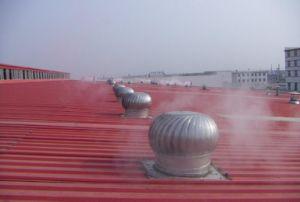 Turbo Roestvrij staal Ventilator voor Workshop