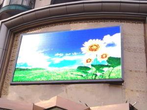 Nouveau P16 pleine couleur pour publicité de plein air