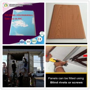 La Chine Fabricant plastique panneau de plafond du panneau de Décoration Décoration murale tuiles DC-123
