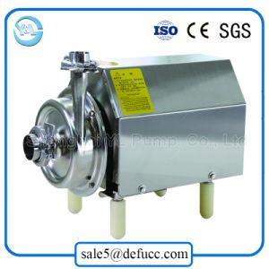 En acier inoxydable de la pompe centrifuge Self-Priming CIP