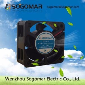 Grand débit d'air ventilateur axial 7500tr/min sans balai pour le refroidissement (SF4020)