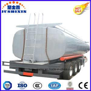 aanhangwagen van de Vrachtwagen van de Tanker van het Volume van 41cbm de Semi voor Vervoer Bituman