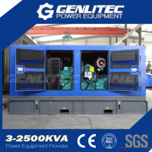 150kVA de stille Generator van Cummins (Alternator Cummins 6CTA8.3-G1, Stamford)