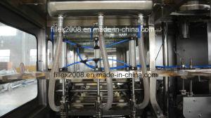 Caixa de 5 Galão de Água Mineral de máquinas de embalagem de enchimento do canhão de equipamento de água da máquina de engarrafamento de água da máquina