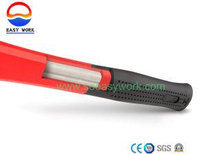 Marteau de Rip en fibre de verre isolant chemisé pour outil à main