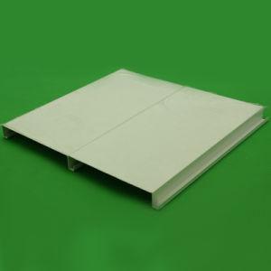 L'iso all'ingrosso certifica il soffitto di alluminio della striscia del rivestimento impermeabile della polvere