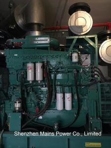 900kVA 720kwの定格力のCumminsのディーゼル発電機セットQsk23-G3エンジン